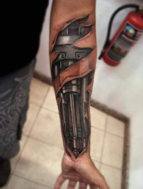 Really Cool Tattoos