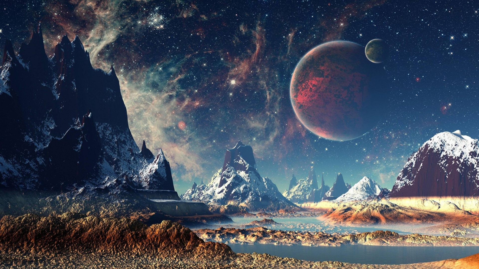 10 Best Space Hd Wallpapers 1080p Widescreen Full Hd 1080p: Wallpaper Wednesday 4-13